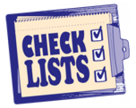Landlords' Letting Checklist