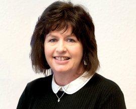 Gillian Moss, Office Administrator